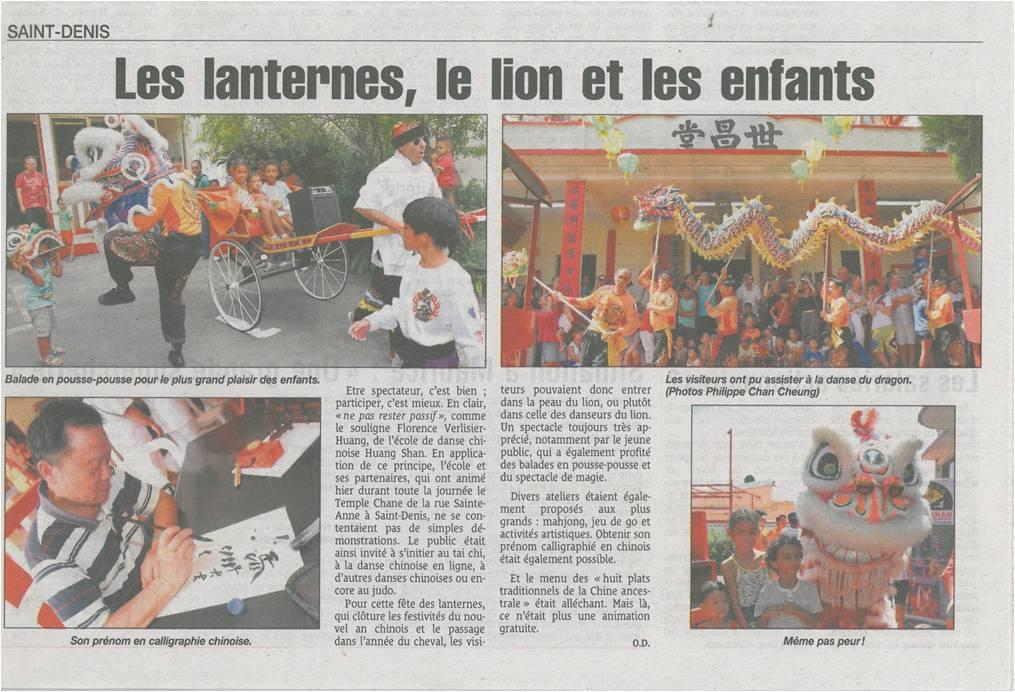 Le Quotidien 17 02 2014