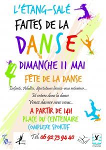 AFFICHE  Faites de la Danse2014