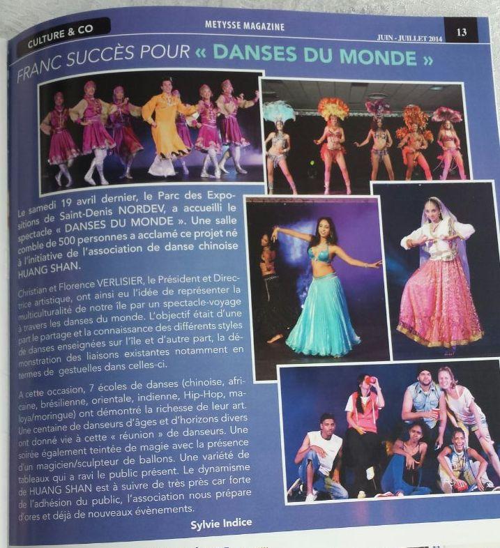 Metysse magazine page 13