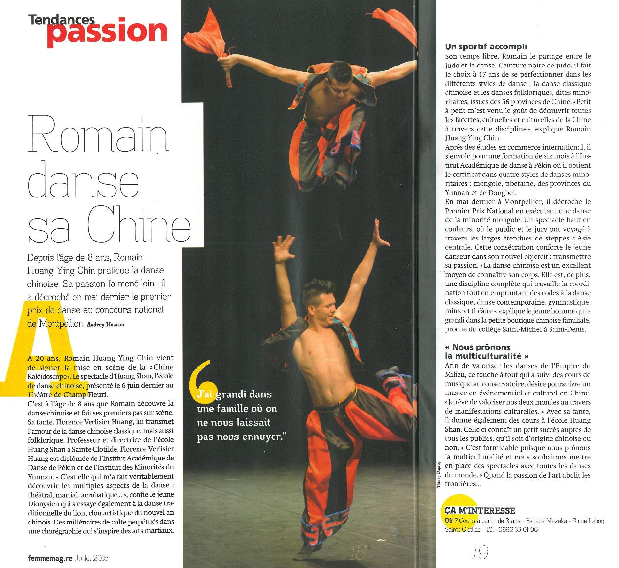 Romain danse sa Chine 4