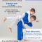 Nouveauté : cours de baby judo et initiation judo